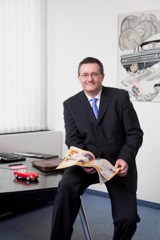 Dr. Karl Obermair