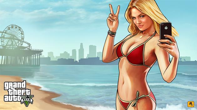 GTA legt die Latte für Werbung in der Spieleindustrie höher