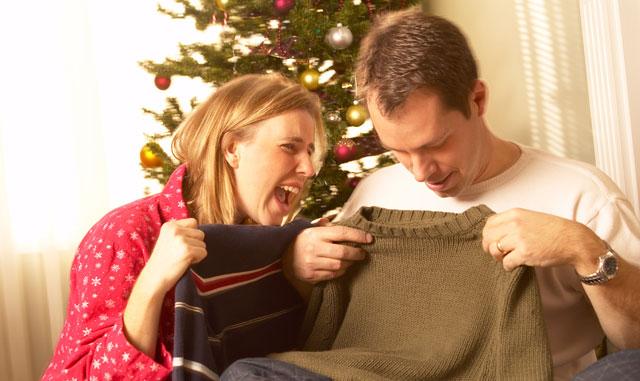 Online Shop zu Weihnachten