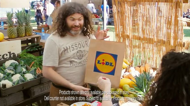 Screenshot:  youtube.com/ Lidl UK