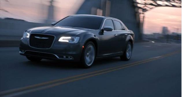 Screenshot: youtube.com/Chrysler