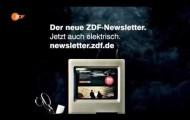 William Cohn stellt den neuen ZDF-Newsletter vor