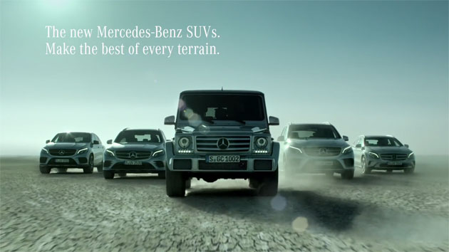 Screenshot/youtube.com/Mercedes-Benz