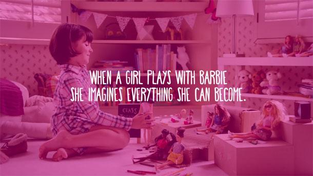 Screenshot: www.youtube.com/ Barbie