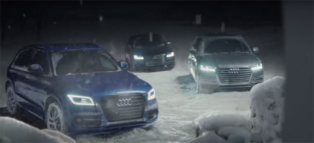 Screenshot/youtube.com/Audi USA