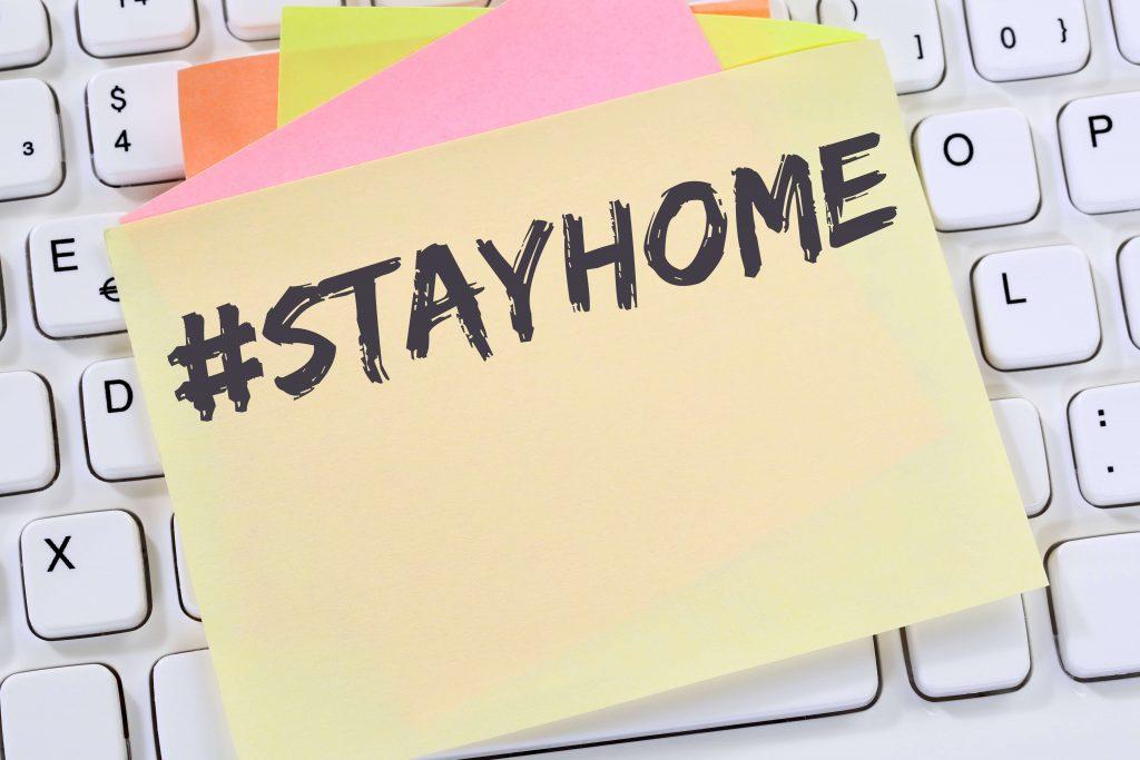 #stayhome - Instagram ruft zur Solidarität auf